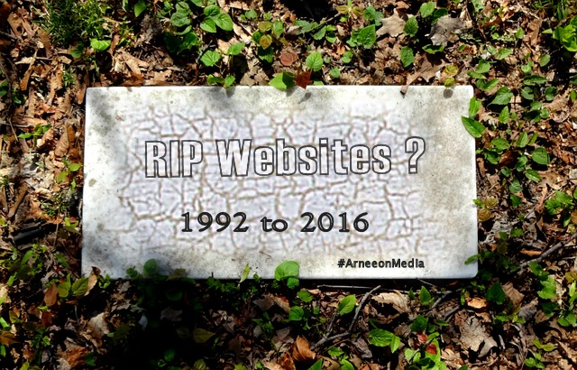 Rest in Peace Websites