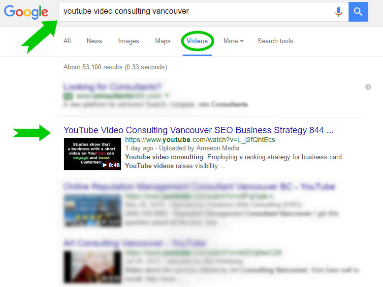 Video SEO works